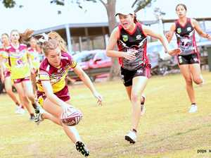 Five of six premierships belong to Central Qld teams