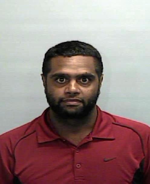 Wanted on warrant - Joshua Williams.
