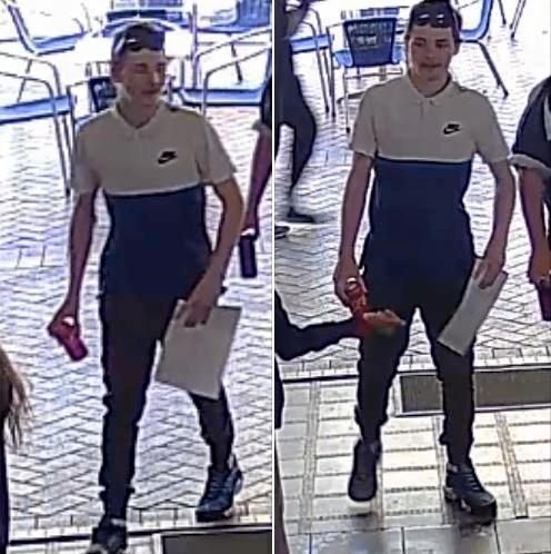 Can you help Richmond Police identify this man?