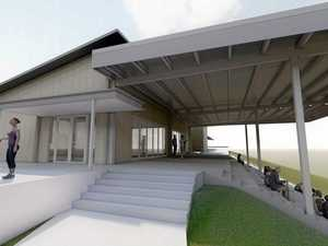 Maclean Showground pavilion plan almost done