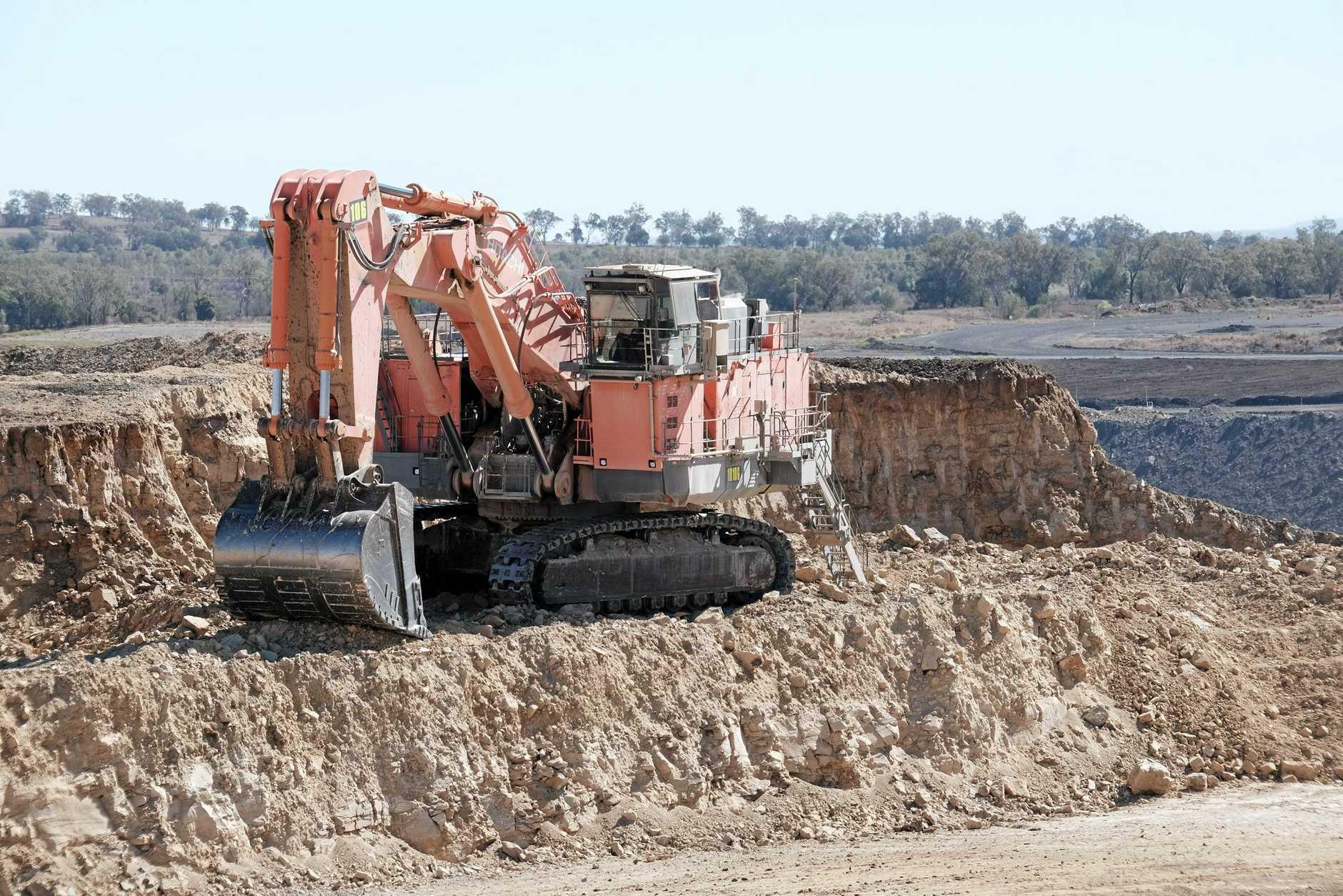 New Acland Mine.