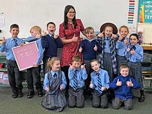 'Heartbreaking': School teacher shows kids drought hardship