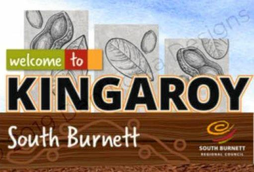 SIGNS: New signs are in the works to upgrade the South Burnett and showcase its rich heritage.