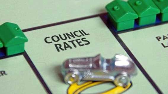 Gympie's rates notices have been stalled by a legal technicality caused by the State Government's new waste levy.