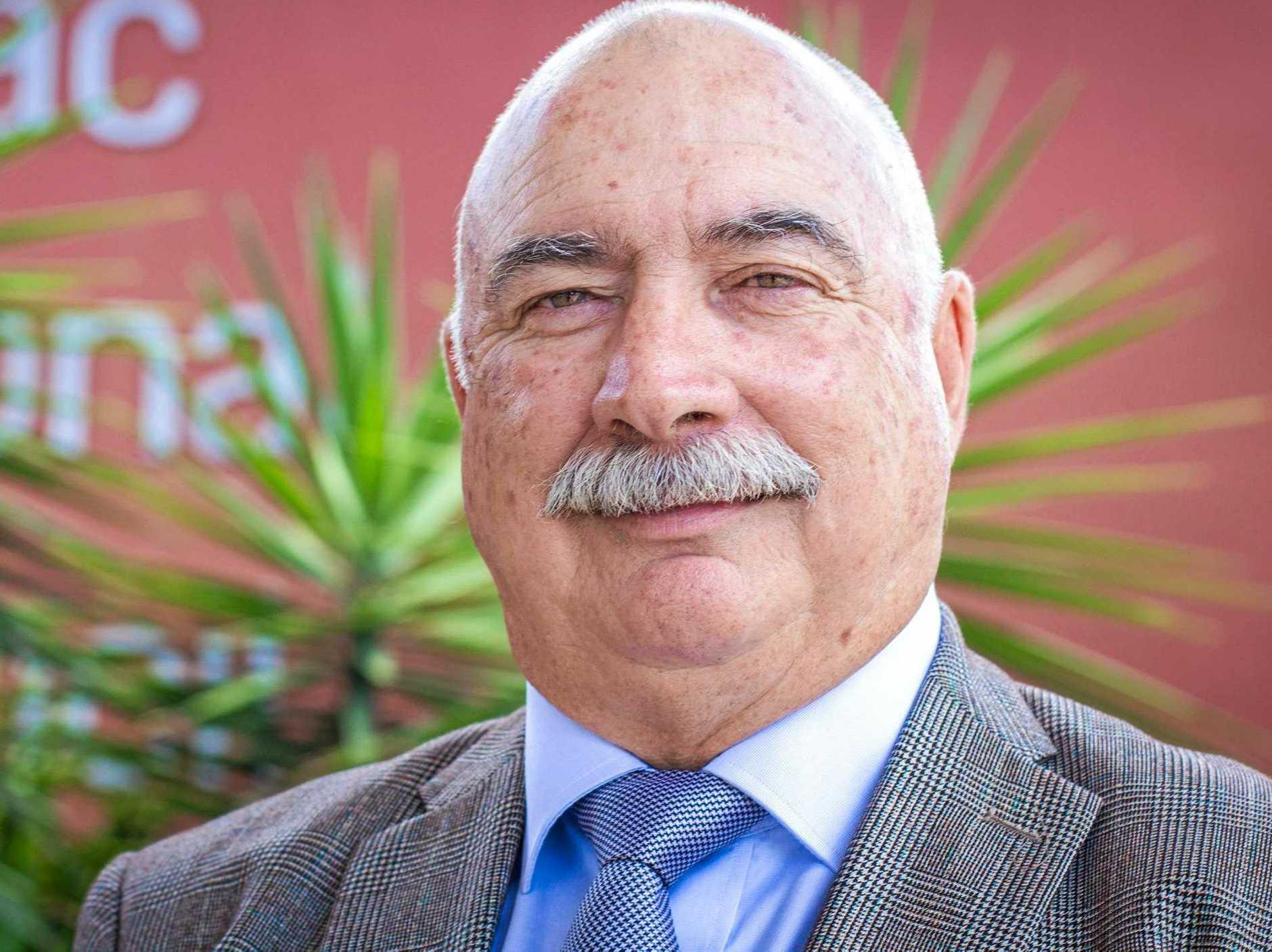 Division 1 Councillor Greg Austen.