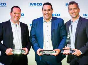 This IVECO dealer crowned winner at Dealer Conference