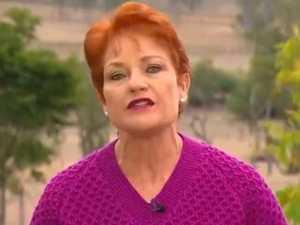 'You have no idea': Hanson explodes