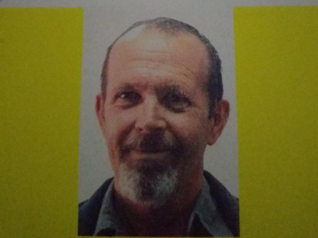 Stephen Moore, 58, was killed in a hit and run in Gladstone on Sunday night.