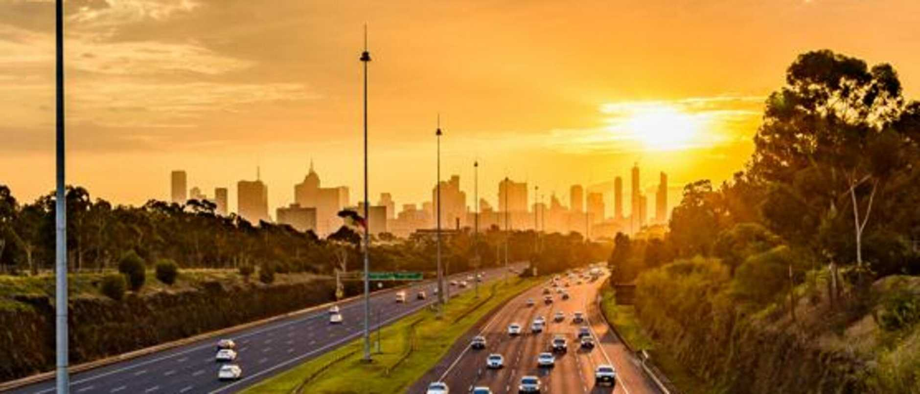 Why are younger Australians moving away from big cities?