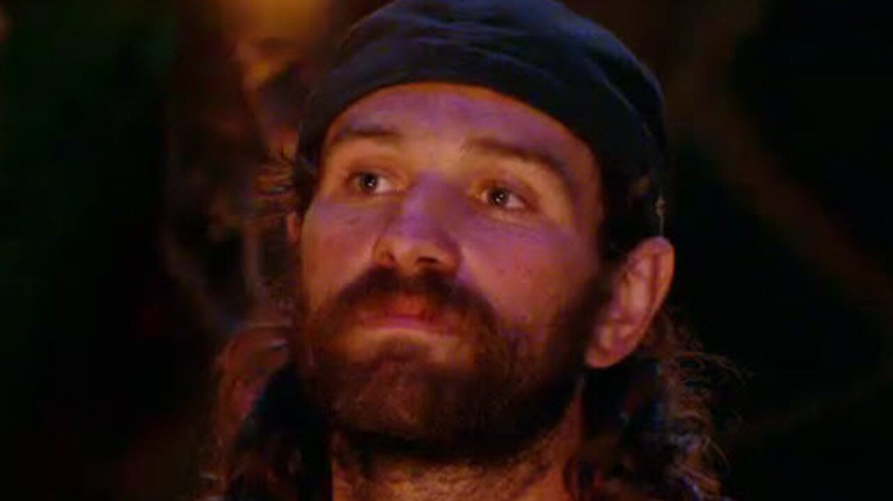 John is eliminated from Australian Survivor.