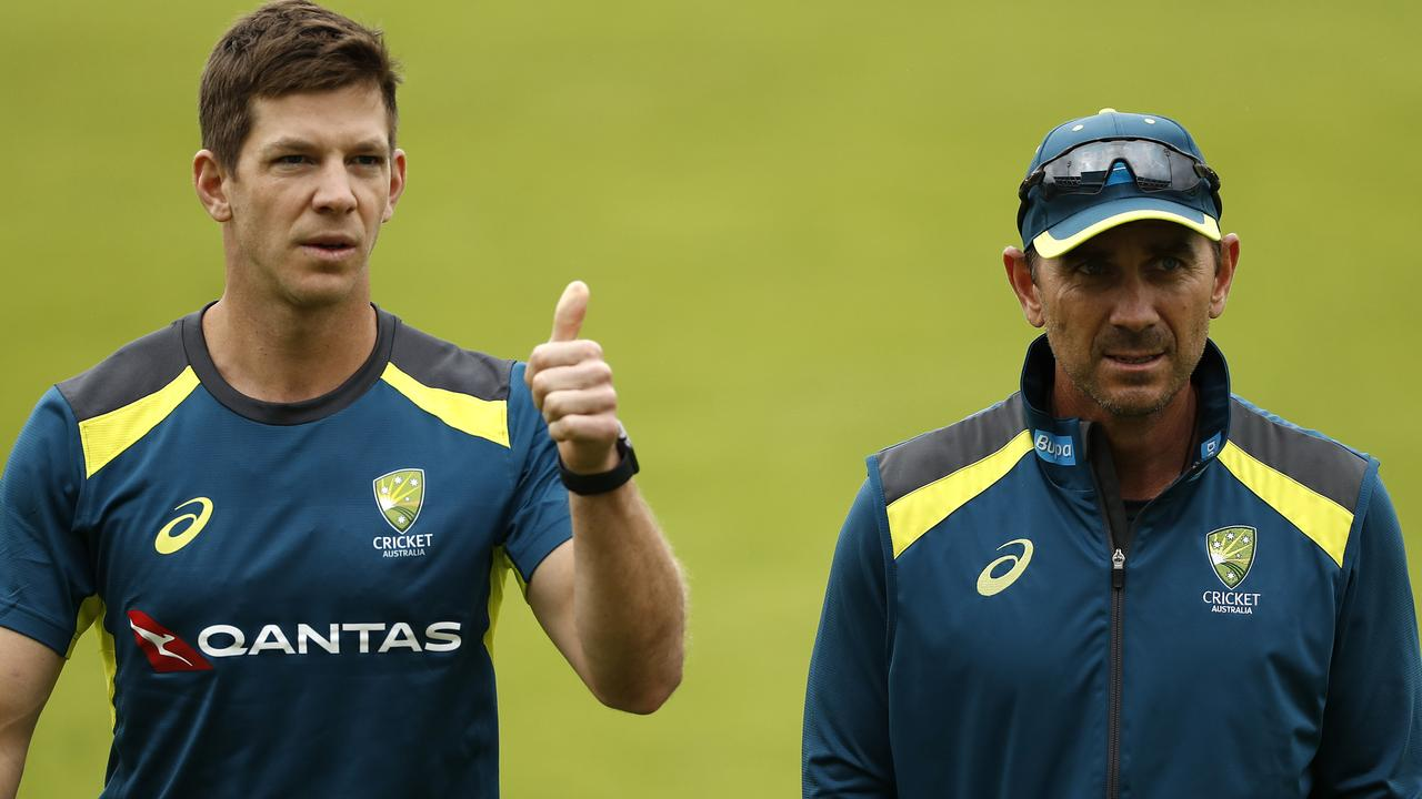 Justin Langer and Tim Paine will be doing plenty of work on their review choice.