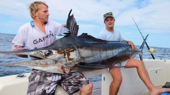 WOAH: Is this fish a record catch?
