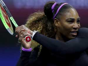Serena courts more controversy