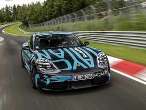 Porsche's new weapon to defeat Tesla