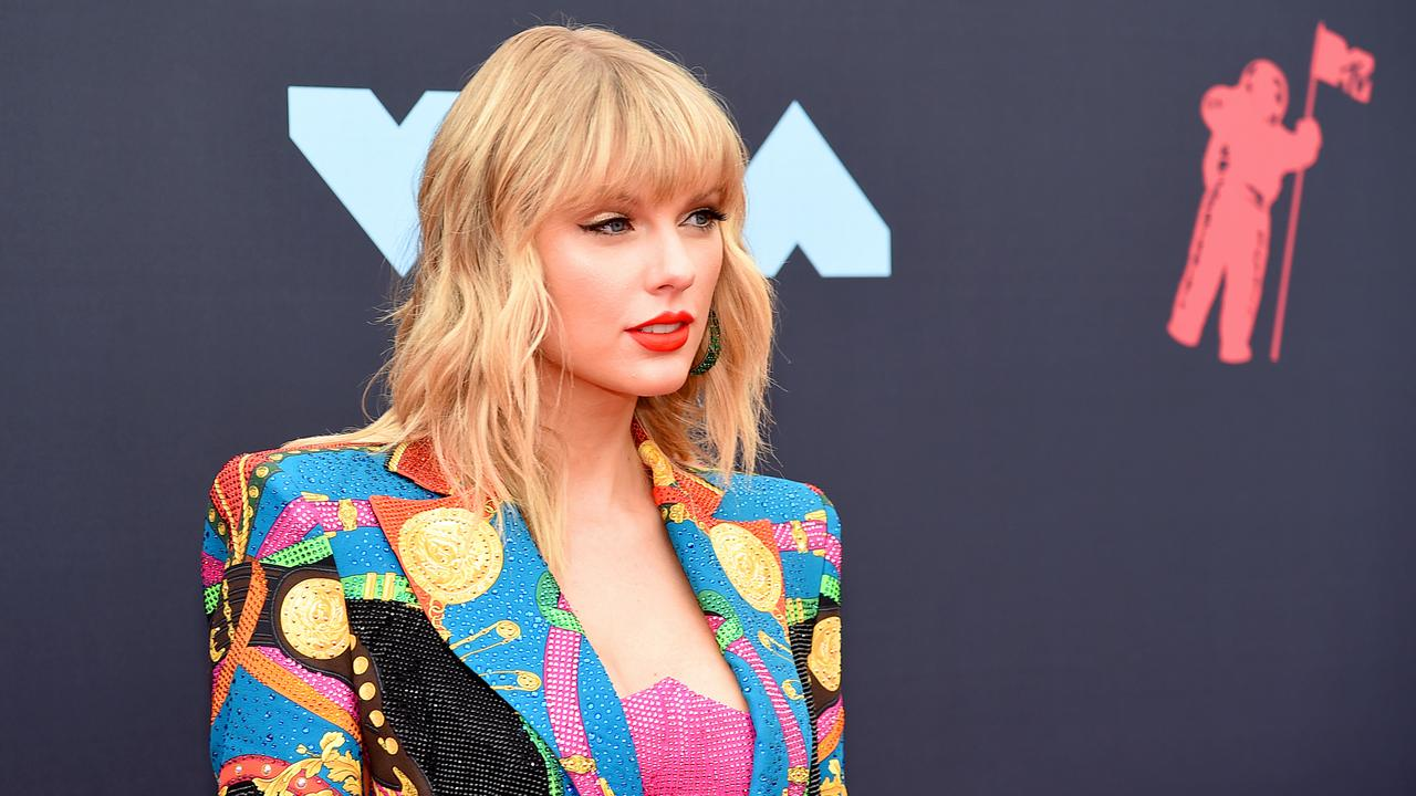 Taylor Swift. Picture: Jamie McCarthy/Getty Images