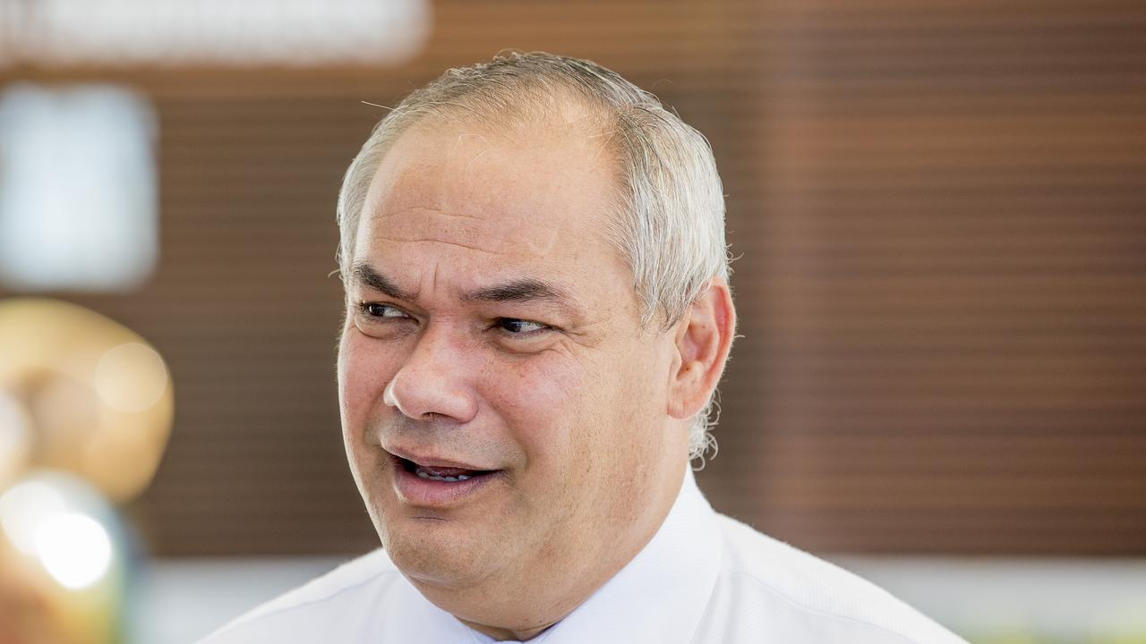 Gold Coast City Mayor Tom Tate. Picture: Jerad Williams