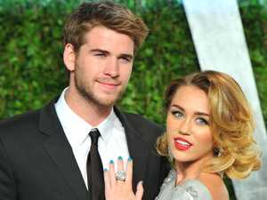 Miley's very public message to Liam