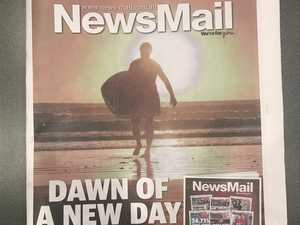 Dawn of a near era: New-look 350mm NewsMail launches today