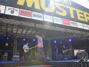 ALL MUSTER-ED OUT: 24 hours at the Gympie music festival