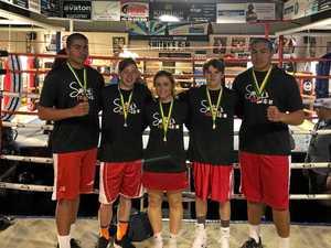 Toowoomba boxers in prestigious medal haul