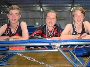 Gympie gymnasts grab 5 medals at state champs