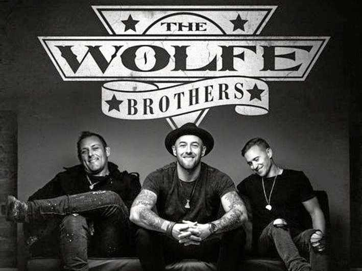 AUSSIE MUSIC: The Wolf Brothers will play at MECC this weekend with Lee Kernaghan.