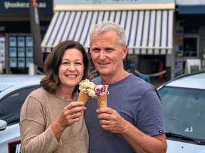 Get the inside double scoop on gelato