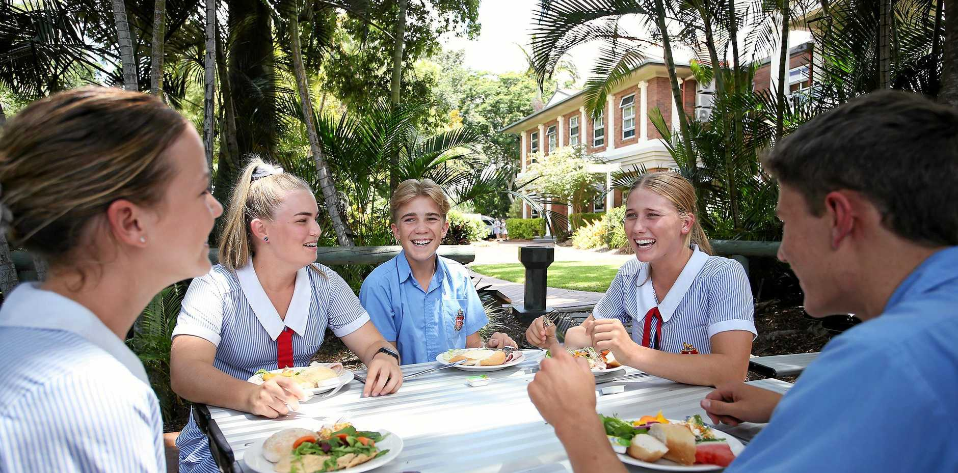 The Rockhampton Grammar School was Rockhampton's top performing primary and high school.