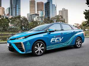 Hydrogen-powered cars no certainty for Rocky