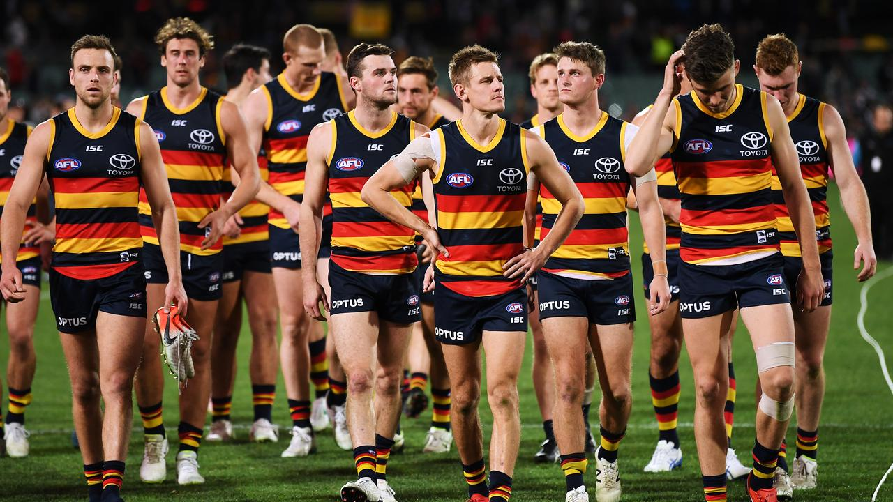 Adelaide finished 2019 in 11th spot.