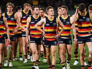 Legend's furious swipe at 'stupid' Crows