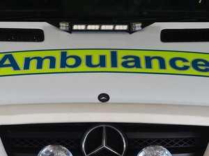 Man injured in peak-hour crash on major road