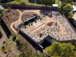 Aussie man's 'wacky' underground home