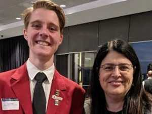 St Andrew's student honoured for STEM dedication