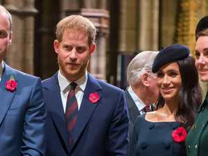 Kate, Wills 'wipe' Meghan, Harry