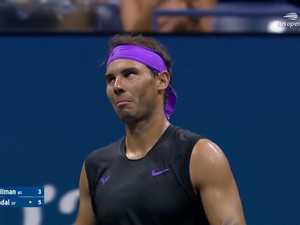 Kyrgios's Nadal dream comes true