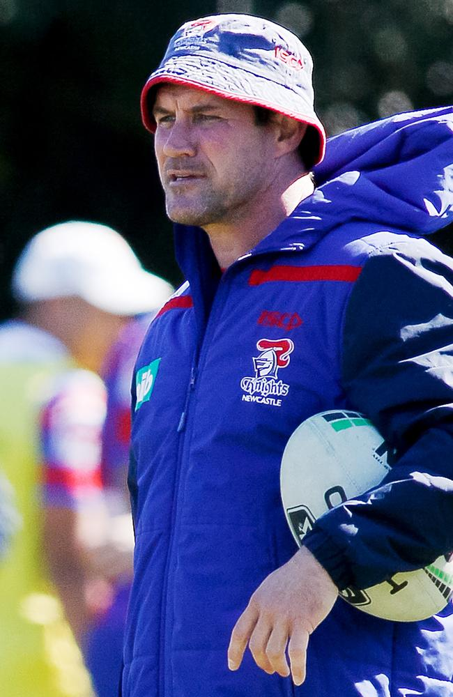 Kristian Woolf steps in as caretaker coach. Picture: Darren Pateman