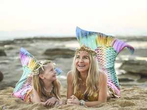 An empire of mermaids to empower women