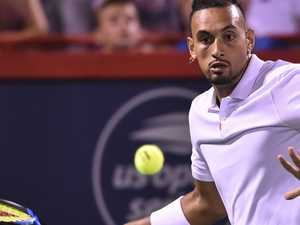 Can Kyrgios go too far? We're about to find out