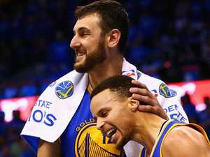 Bogut paid the ultimate compliment
