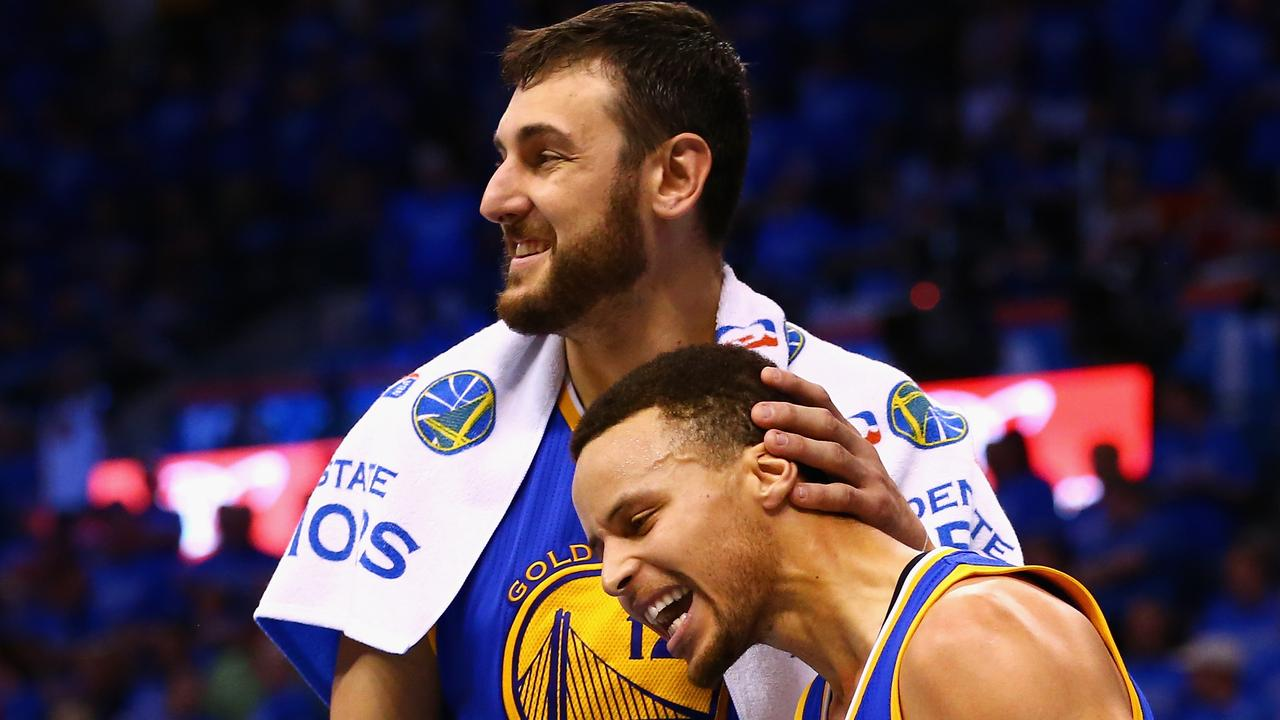 Andrew Bogut could return to the Warriors — if Steve Kerr has his way.