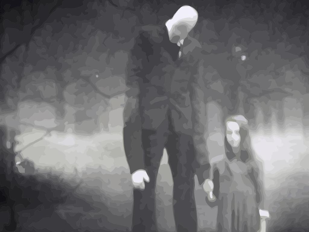 Scene from the film Beware the Slenderman. Picture: Hit TV Upstream.