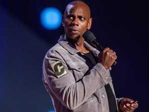 Comedian slammed for 'disgusting' joke