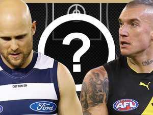 The biggest AFL All-Australian shocks