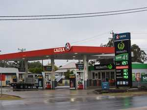 Dalby father of four wielded 30cm knife when robbing servo