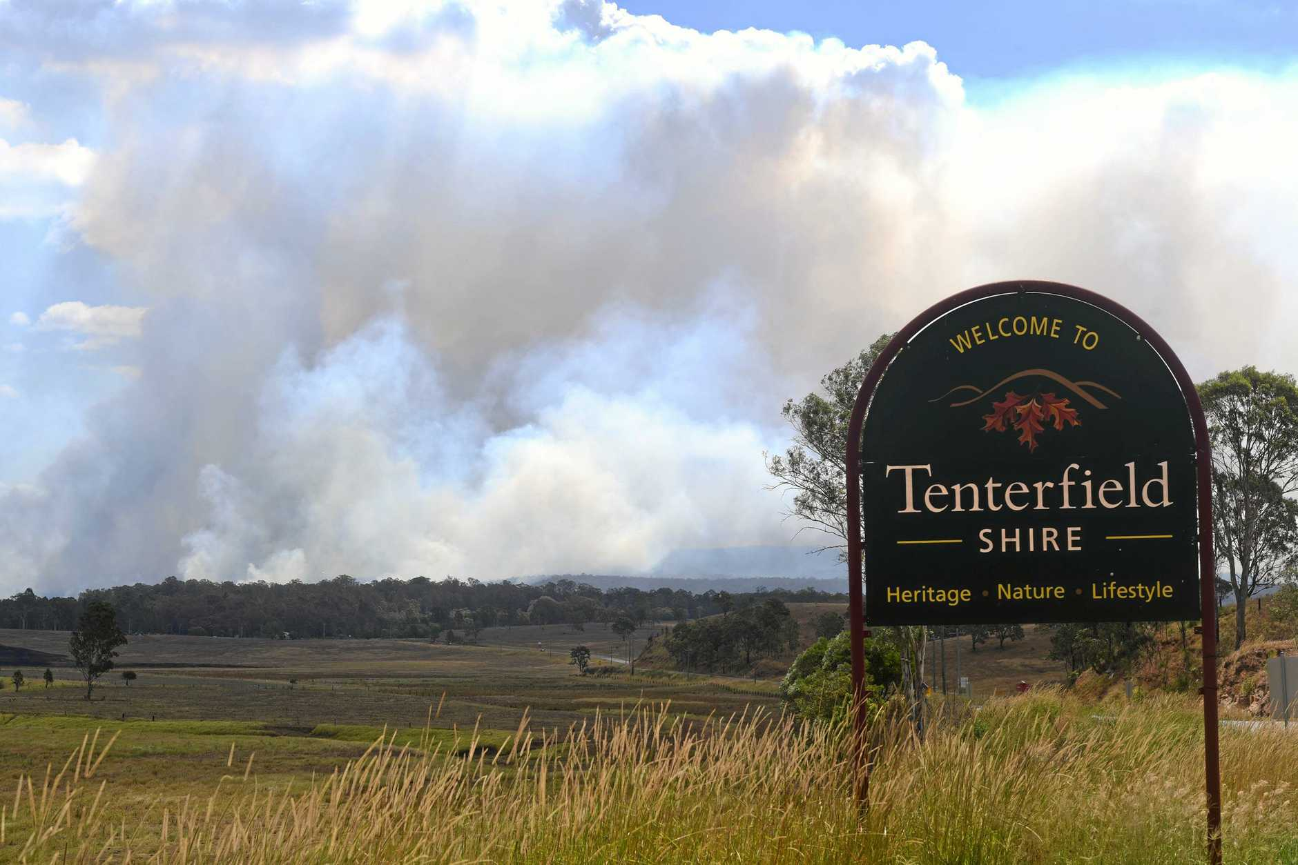 COMMUNITY PROJECTS: Tenterfield Shire Council recently selected 10