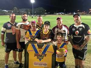 Jets kit up to support their bravest fan mighty Max
