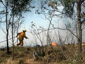 GET READY: 'It's going to be a tough bushfire season here'
