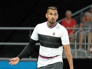 BEHIND THE DESK: Is Kyrgios getting a fair go at the top?