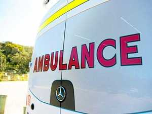 BREAKING: One in hospital after two-car Bruce Hwy crash